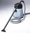 It looks like a vacuum cleaner, its sucks like a vacuum cleaner, it IS a vacuum cleaner. For your pond?